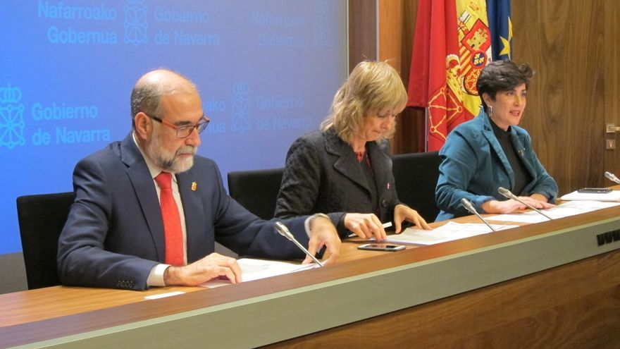 El Gobierno de Navarra reitera que no ve terrorismo en la agresión de Alsasua y acudirá a la manifestación del sábado