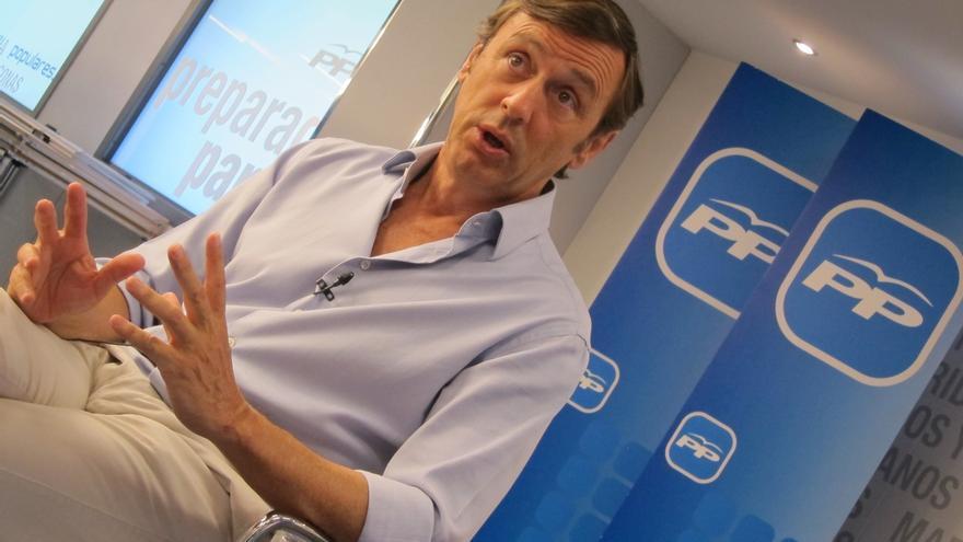 """El PP afea al PNV que no se sume al pacto contra el yihadismo: """"Algunos se visten de plañidera cuando llega la ocasión"""""""