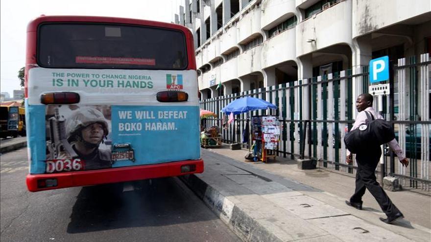 Una terrorista suicida mata al menos a siete personas en Nigeria