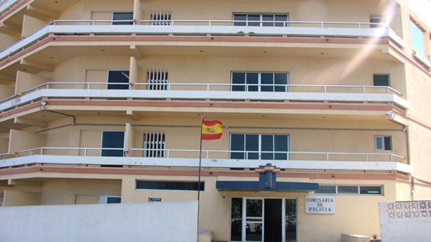 Imagen de archivo de las instalaciones de la Policía Nacional en Puerto de la Cruz