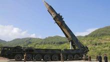 EEUU admite que el misil intercontinental lanzado por Corea del Norte tenía alcance para poder llegar a Alaska