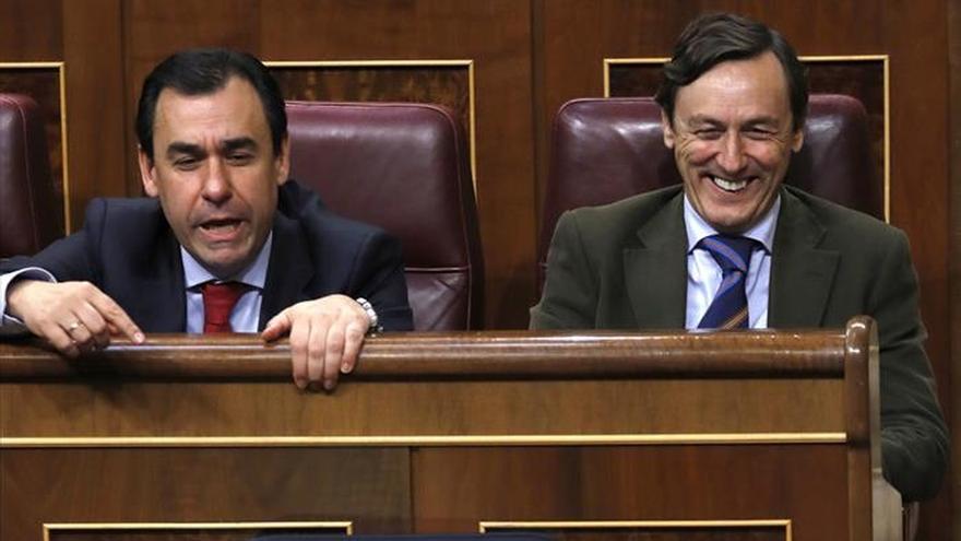 Hernando (PP) pide a Ciudadanos que no caiga en la trampa del PSOE en Murcia