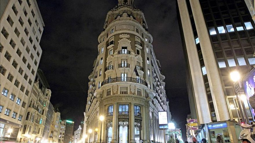 Edificio que fue sede central del Banco de Valencia