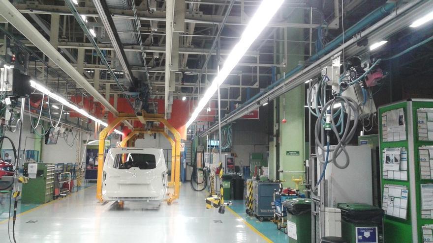 La cifra de negocios de la industria se reduce en Euskadi un 8,2% en agosto y la entrada de pedidos en el sector un 7%