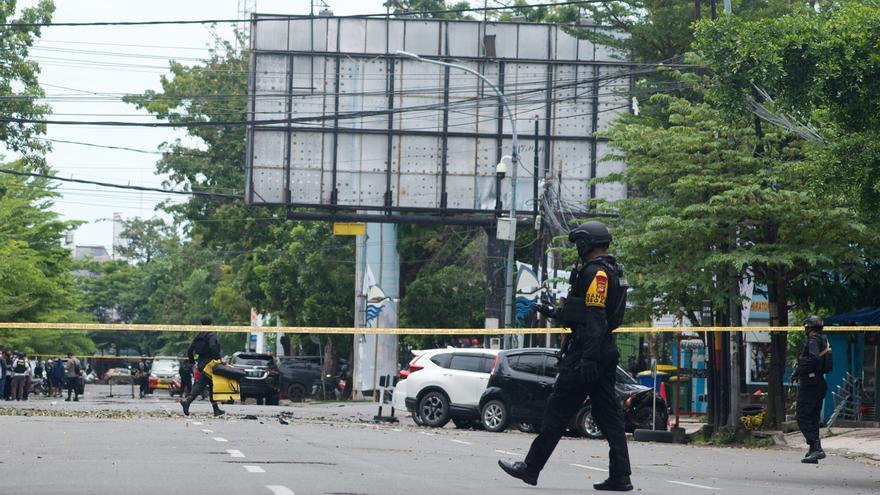 El presidente indonesio condena el atentado contra una iglesia cristiana
