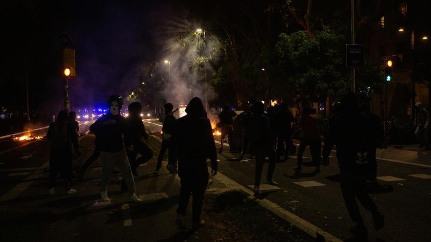 Bajan a ocho los heridos en las protestas contra la sentencia que siguen hospitalizados
