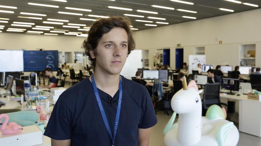 Emilio Peña, socio fundador de Flamingueo.