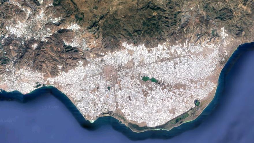 El mar de plástico de Almería