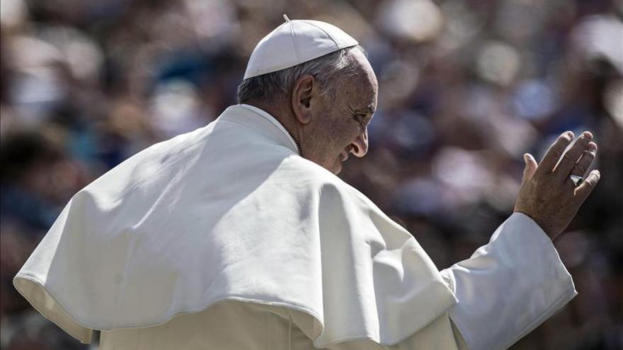 """El Vaticano anuncia un acuerdo con Palestina que apoya la solución de los """"dos Estados"""""""