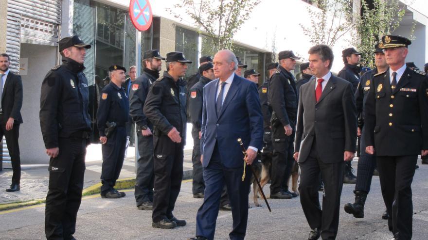 """Interior promete hacer """"todo lo posible"""" para """"garantizar la seguridad ciudadana"""" tras las excarcelaciones"""