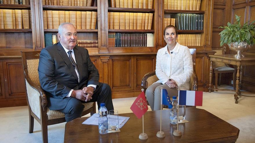 Navarra y Pirineos Atlánticos abren nuevas vías de colaboración para el desarrollo conjunto de ambos territorios