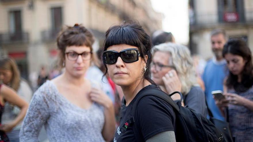Anna Gabriel se dirige a través de un audio a la militancia de Endavant
