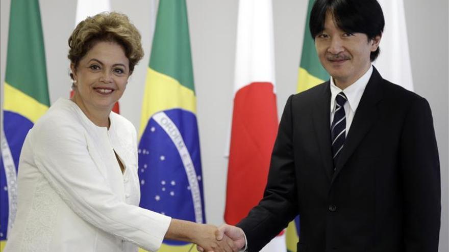 Brasil defiende una reforma a la ONU durante la visita del príncipe Akishino de Japón
