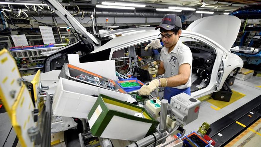 Las ventas en EEUU del grupo Toyota cayeron un 0,6 % en 2017