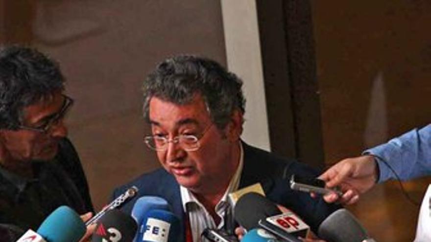 Secretario de Acción Sindical de UGT, Toni Ferrer