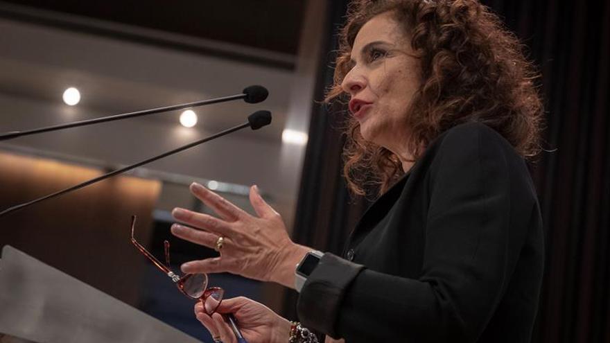 Montero: Jamás he hablado con Sánchez sobre candidatura a Junta de Andalucía