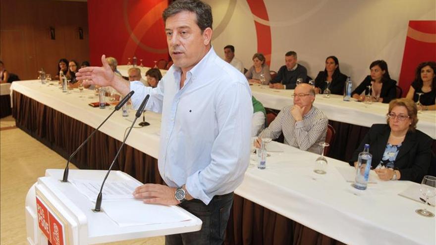 Besteiro comparece hoy para explicar el registro en la Diputación