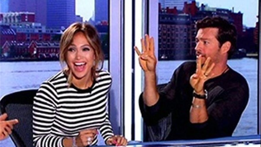 El comentario de J.Lo a una concursante de 'American Idol' que ha indignado a la red