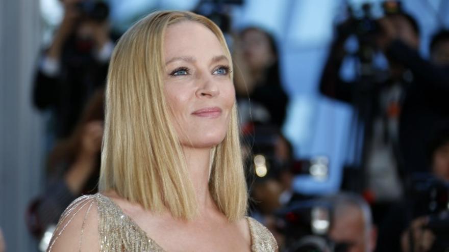Uma Thurman rompe su silencio sobre Harvey Weinstein
