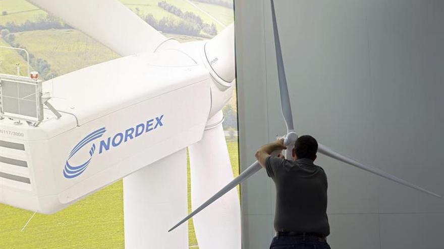 Nordex instalará seis parques eólicos en España de 191 megavatios