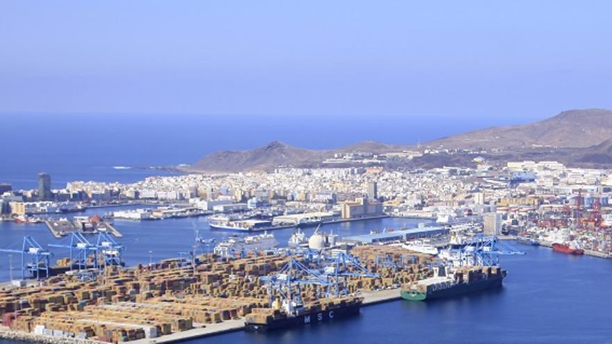 Puerto de La Luz y de Las Palmas