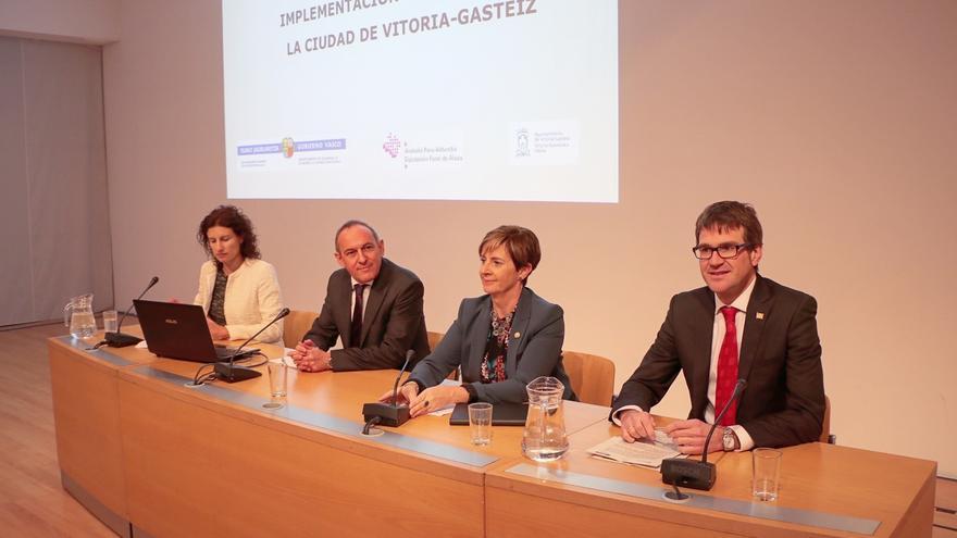 El Bus Inteligente Eléctrico de Vitoria se licitará a principios de 2018 y costará 42,8 millones de euros
