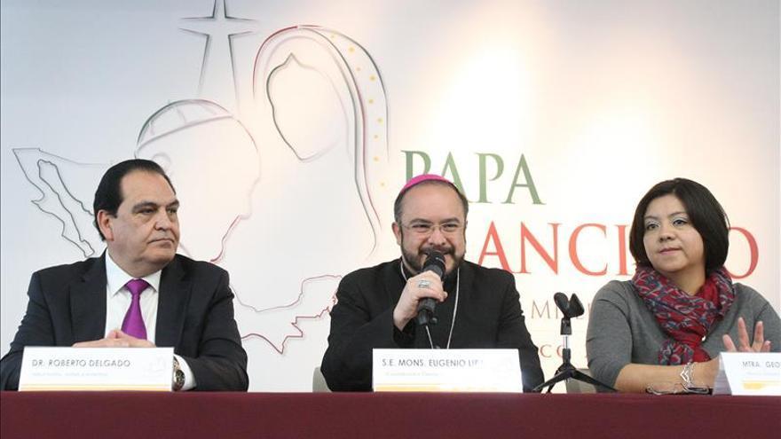 La Iglesia mexicana se declara lista para recibir al papa Francisco