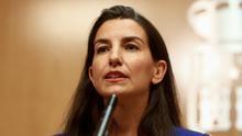 """Vox asegura que se opondrán """"a las leyes propias de dictadores"""" como que la apología del franquismo sea delito"""