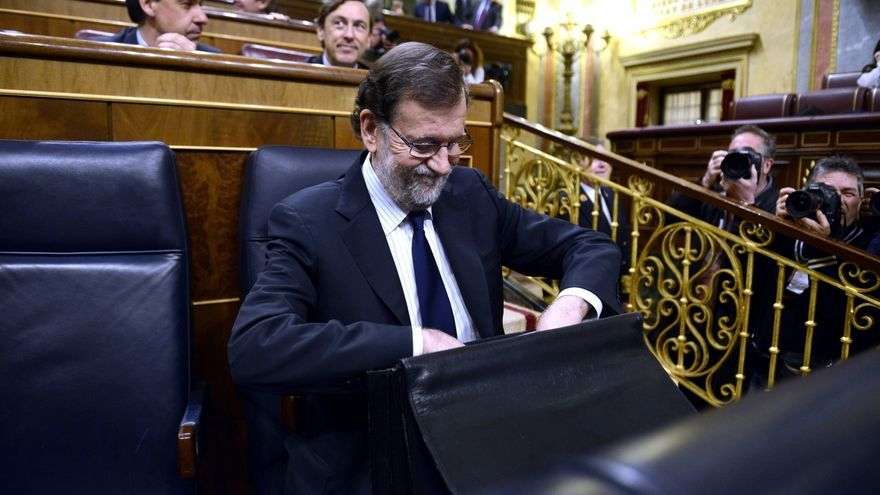"""Rajoy asegura que """"ya sabía"""" que la legislatura """"iba a ser difícil"""" y hará """"lo imposible"""" para evitar elecciones"""