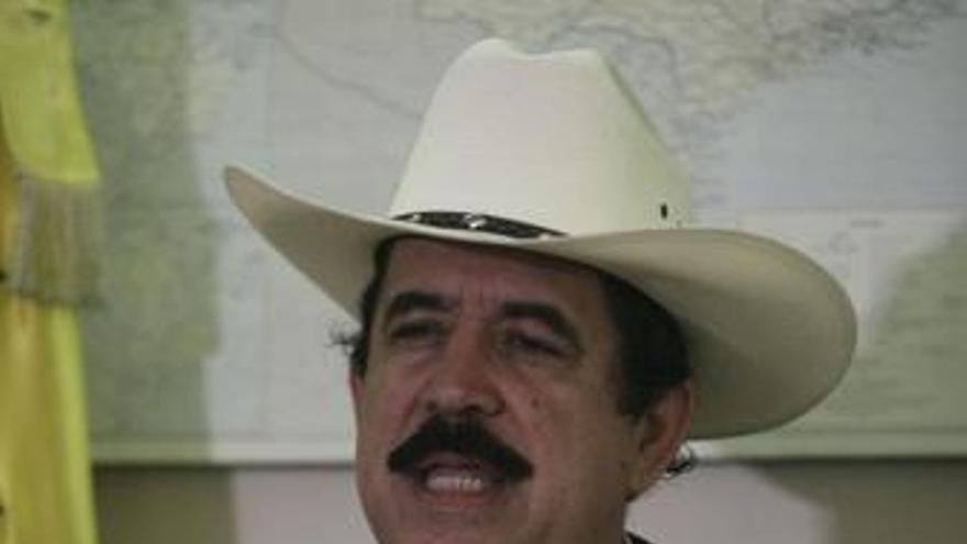 """EEUU considera """"irresponsable"""" el regreso de Zelaya a Honduras"""
