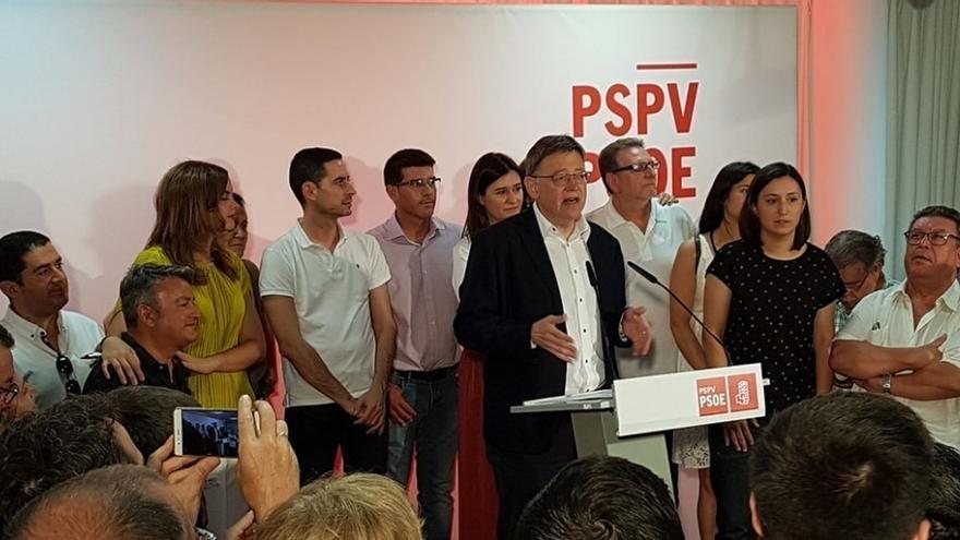 """Puig sobre Sánchez: """"Mi distanciamiento o no fue en términos políticos, es necesario trabajar juntos y lo vamos a hacer"""""""