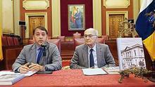 Bermúdez presenta 'Los alcaldes de Santa Cruz', obra del fallecido cronista oficial Luis Cola Benítez