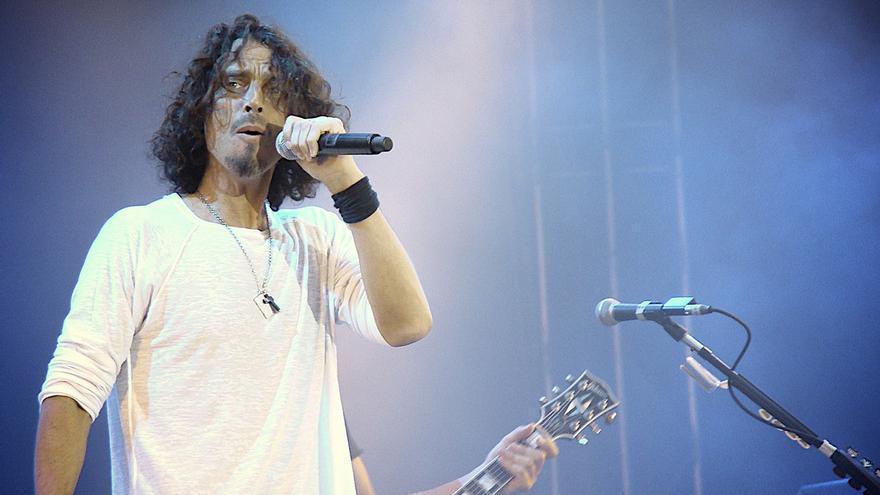 Chris Cornell muere a los 52 años/ Flickr: eldh