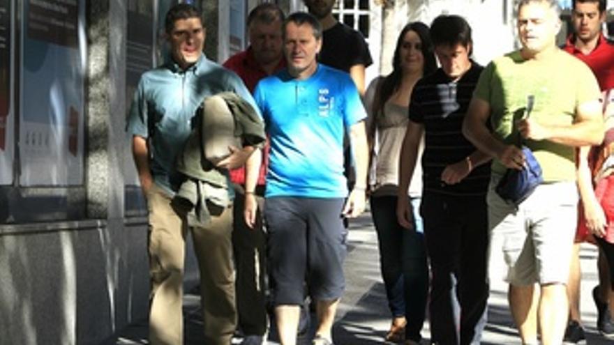 Asesor de Bildu acude a declarar en la AN