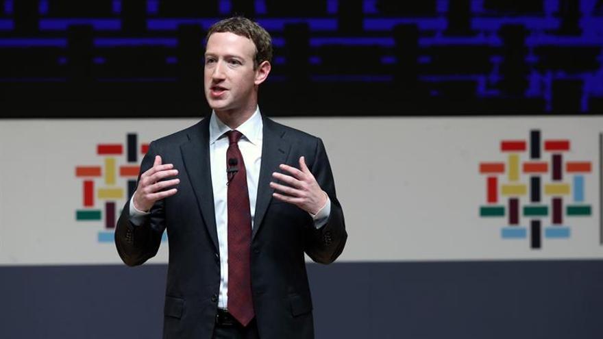 Zuckerberg: la conectividad global es la clave para un futuro mejor