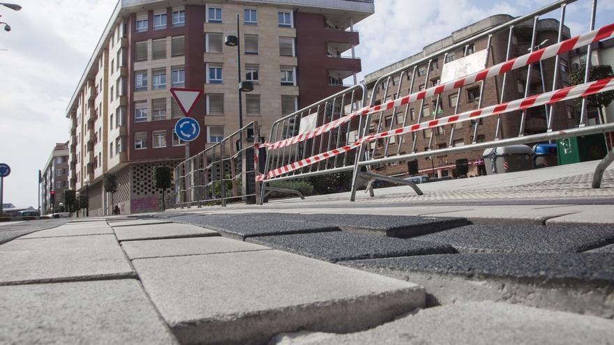 """La Avenida de la Concordia se abrió al tráfico """"demasiado pronto"""" por """"decisión unilateral"""" del alcalde"""