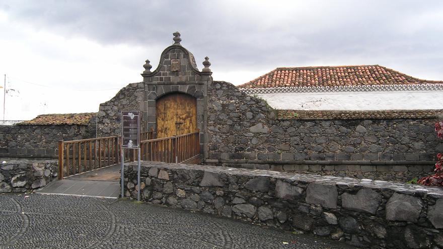 En la imagen, Castillo de Santa Catalina.