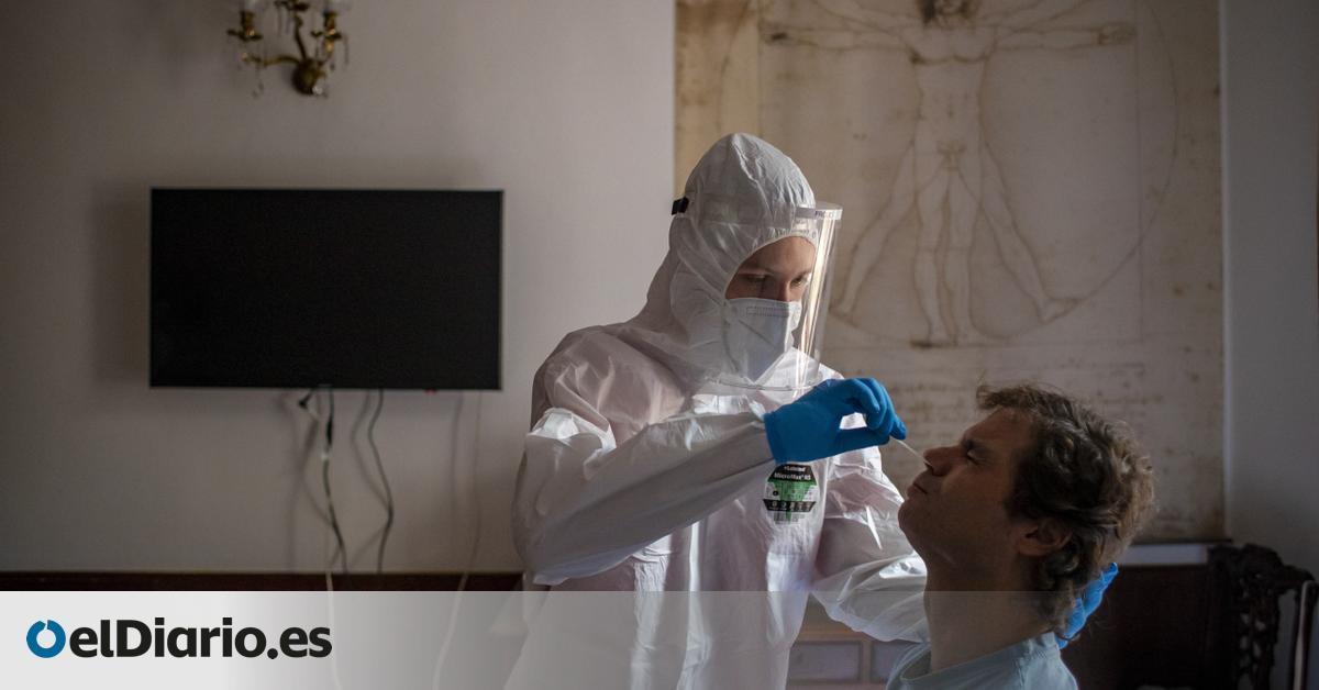 Canarias sigue superando los 170 contagios diarios de COVID-19 este martes