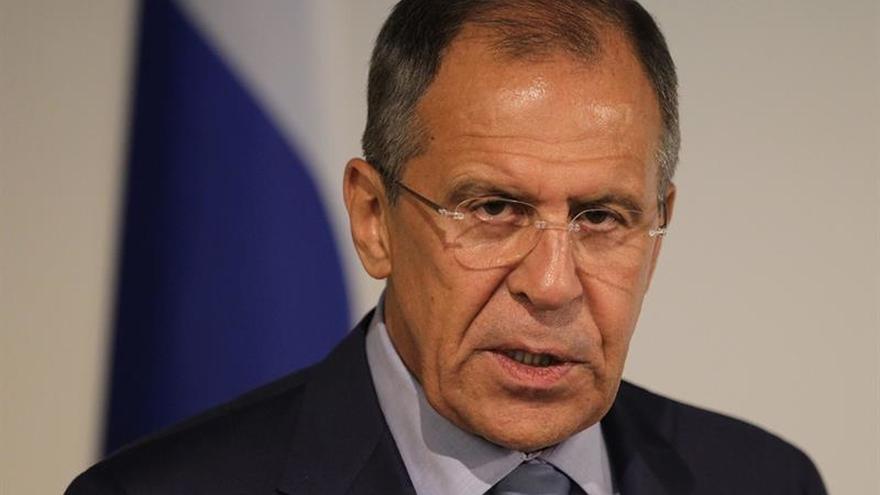"""Lavrov ve """"ridículo"""" que EE.UU. acuse a Rusia de interferir en sus elecciones"""