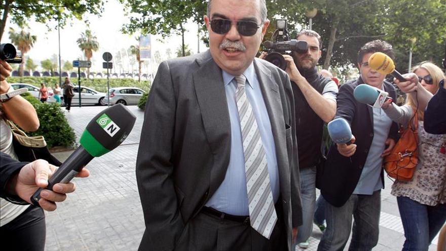 """Pedraz enviará la """"fuerza pública"""" al expresidente Valencia CF si no comparece"""