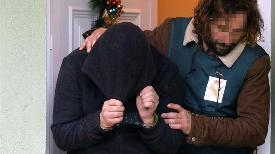 Llega al juzgado el autor confeso del asesinato de Diana Quer