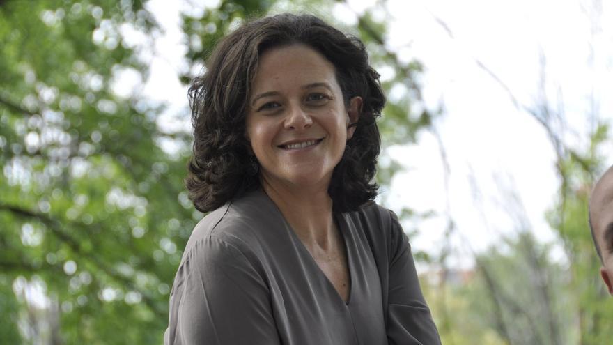 Teresa Nieves Chichilla estudia todo lo que ocurre en el medio interplanetario