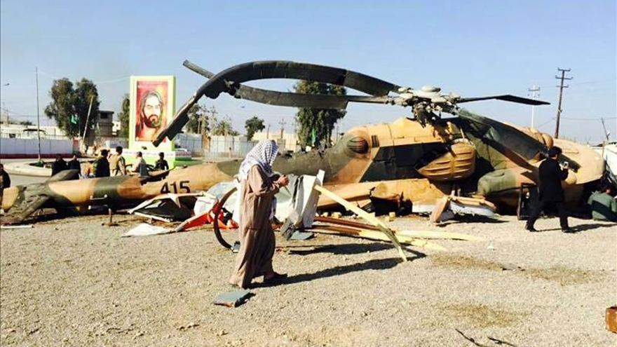 Al menos 14 muertos y 46 heridos en dos atentados en barrios chiíes de Bagdad