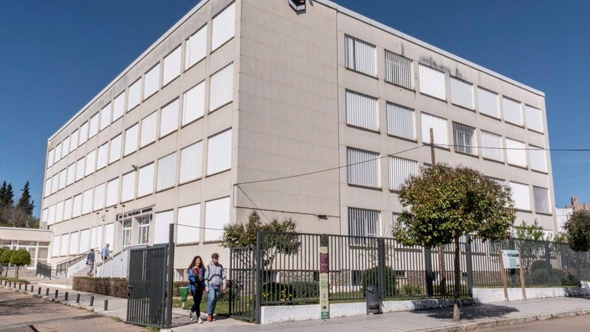 Escuela Politécnica Superior de la Universidad de Córdoba en Belmez.