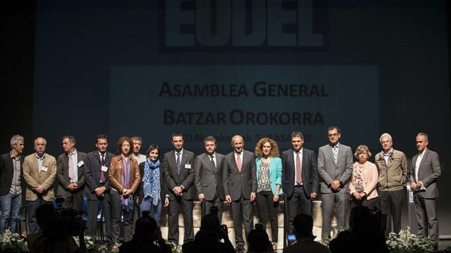 """Los municipios vascos tendrán """"mucha más"""" autonomía que los del resto del Estado"""