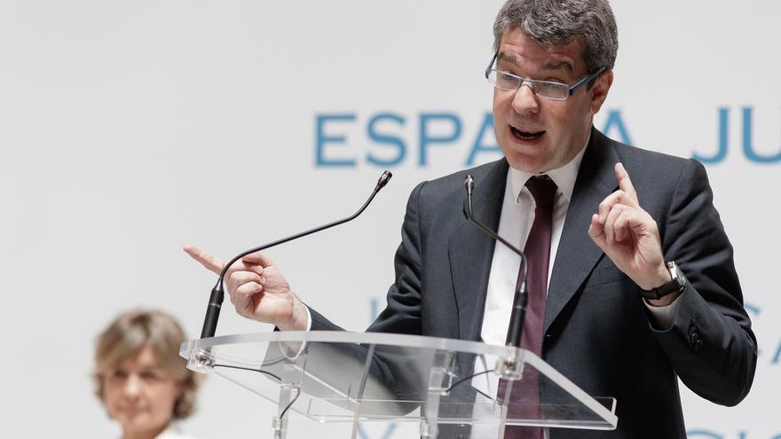"""El ministro Álvaro Nadal sitúa al PSOE """"fuera de la izquierda moderada europea"""" por no apoyar el CETA"""