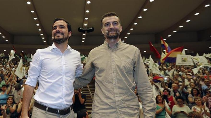 Garzón: Andalucía es un motor de cambio porque tiene la rebelión en su ADN