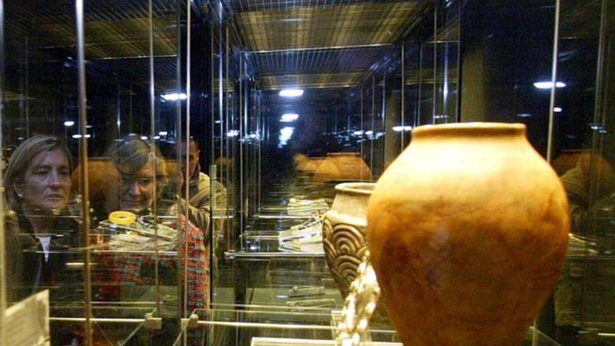 El Museo Numantino de Soria, cumple un siglo de estudio del mundo celtíbero