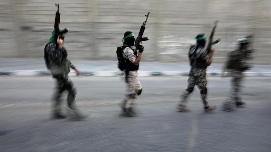 """Hamás dice que la reconciliación palestina es """"estratégica e irreversible"""""""