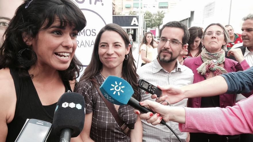 """Rodríguez (Podemos) dice estar convencida de que habrá acuerdo y recuerda que el gobierno """"debe gobernar"""""""